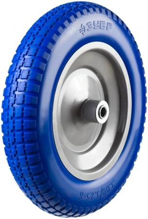 Колесо ЗУБР ПРОФЕССИОНАЛ 39912-1 полиуретановое 350мм посадочный размер 16мм колесо полиуретановое зубр профессионал 350 мм посадочный размер 16 мм