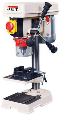 Станок сверлильный JET JDP-8L 350Вт 580/850/1220/1650/2650об/мин 13мм ход 50мм цена