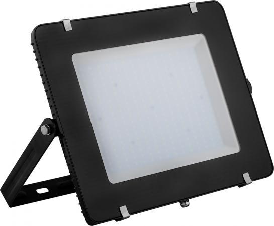 Прожектор светодиодный FERON 29499 2835 SMD 200W 6400K IP65, черный с матовым стеклом, LL-924 прожектор светодиодный feron 32104 2835 smd 150w 6400k ip65 черный с матовым стеклом ll 923