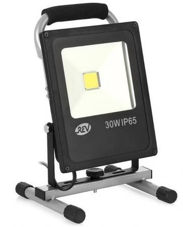 Прожектор светодиодный REV RITTER 32314 3 на подставке 30W 4000K with H stand rev ritter 32260 3
