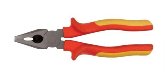 Плоскогубцы FIT 50773 электро-2 1000 в высокоуглеродистая сталь прорезиненные ручки комбинирова плоскогубцы fit 52713