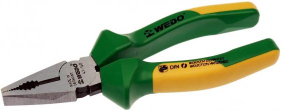 Пассатижи WEDO 41-160/30R7 Комбинированные, с режущими кромками 160 мм Made In Germany пассатижи santool 031101 101 160