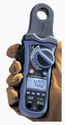 Клещи CEM DT-338 электроизмерительные индикатор cem dt 2g