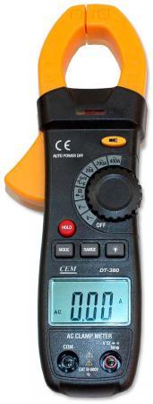 Токовые клещи CEM DT-380 стоимость