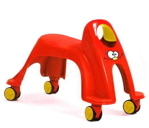 Каталка детская «ВИХРЬ» красный Neon Whirlee цена