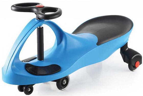 Машинка детская с полиуретановыми колесами синяя «БИБИКАР» Bibicar, blue colour, PU wheels стоимость