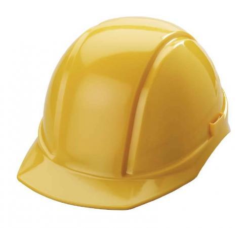 Каска KWB 3799-00 защитная желтая стоимость