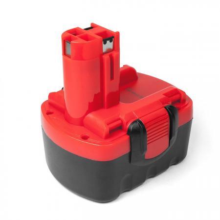 Аккумулятор для Bosch 14.4V 2.1Ah (Ni-Mh) GDR 14.4 V-LI, GHO 14.4 V-LI, GWS 14.4 V Series. 2607335264, 2607335661, BAT159. цена и фото
