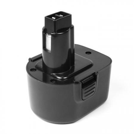 Аккумулятор для DeWALT Ni-Cd XR, XRP, DC, DCD, DW Series аккумулятор для dewalt 18v 2 1ah ni mh dc200 dc300 dc500 dc700 series de9503 dc9096 de9039