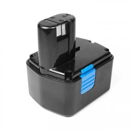 Аккумулятор для Hitachi 14.4V 1.5Ah (Ni-Cd) DH, DS, DV, WH, WR, UB Series. EB1414L, EB1424, EB1430X. new 14 4v li ion 4000mah rechargeable power tool battery packs replacement for hitachi eb1412s eb1414 eb1414l eb1414s eb1424