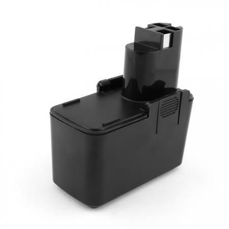 Аккумулятор для Bosch 9.6V 1.3Ah (Ni-Cd) GBB, GBM, GSB, GSR, PBM, PDR, PSB, PSR Series. 2 607 335 035, 2 607 335 037, 2 607 335 072 вкладыш bosch для gsr gsb 14 4 2 18 2 1 600 a00 2ux