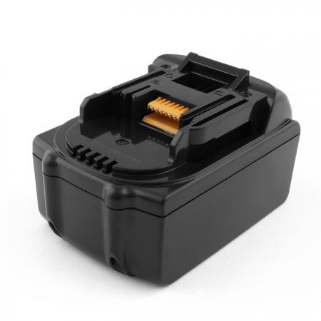 Аккумулятор для Makita 18V 3.0Ah (Li-Ion) BCF, BCL, BCS, BDA, BDF, BFR, BFS, BGA Series. 194205-3, BL1830. шуруповерт makita ddf451rfe