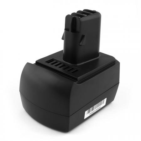 Аккумулятор для Metabo Ni-Cd BS 12 SP, BSZ 12 Impuls, BZ 12 SP Series. 6.02151.50, 6.25471. гантель цельнолитая 97560