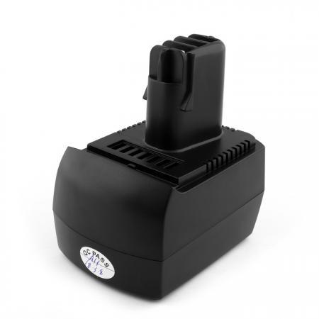 цена на Аккумулятор для Metabo Li-ion BS 12, BSZ 12, BZ 12 SP, SSP 12, ULA9.6-18 Series. 6.25486, 6.02151.51.