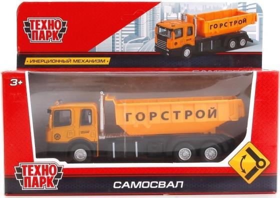 Фото - Самосвал Технопарк САМОСВАЛ оранжевый 1583361-R r just оранжевый цвет iphone647