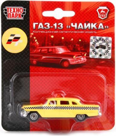 Автомобиль Технопарк РЕТРО цвет в ассортименте SB-13-23/BLС музыкальные игрушки мир детства ключики