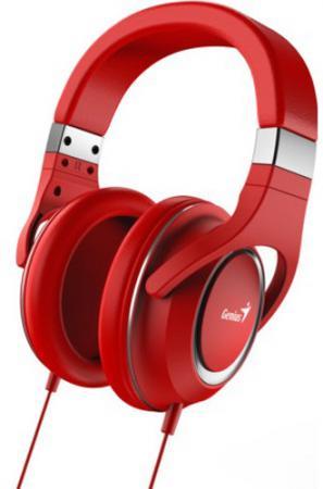 цена на Наушники Genius HS-610 Red (цвет красный)