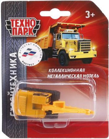 Строительная Технопарк СТРОИТЕЛЬНАЯ 14 см желтый 80993-1R пакля строительная