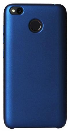 Чехол Xiaomi Защитный кейс Redmi 4X Hard case Blue смартфон xiaomi redmi 4x 16gb gold