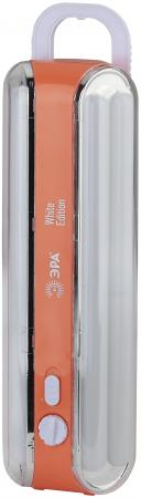 ЭРА Б0026988 Фонарь аккумуляторный EL96S {аккумулятор 4V 4Ah, 96 светодиодов, диммер яркости, 2 режима работы, ЗУ 220V} фонарь ручной эра 1 w 9 18 led аккумулятор 2 ah зу 220v
