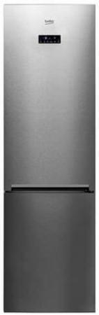 Холодильник Beko CNKL7356EC0X нержавеющая сталь холодильник beko rcnk365e20zx двухкамерный нержавеющая сталь