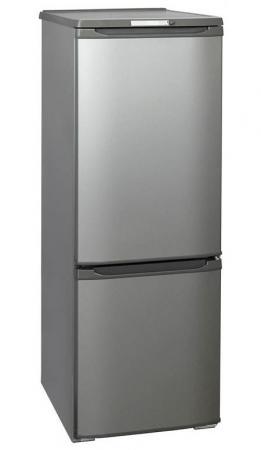 Холодильник Бирюса Б-M118 серебристый intensor m118