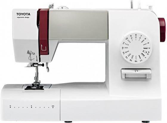 Швейная машина Toyota ERGO17D белый цены онлайн