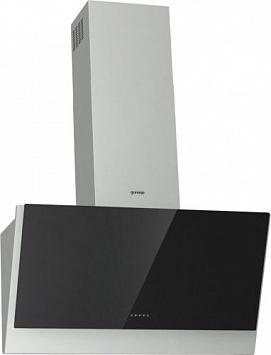 все цены на Вытяжка каминная Gorenje WHI943E6XGB нержавеющая сталь/черный управление: сенсорное (1 мотор) онлайн