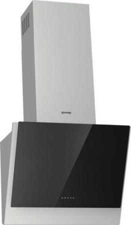 лучшая цена Вытяжка каминная Gorenje WHI643E6XGB черный/серебристый