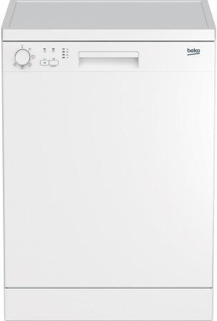 Посудомоечная машина Beko DFN05310W белый (полноразмерная) посудомоечная машина beko dfn 05310 w
