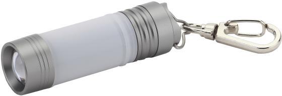 ЭРА Б0030184 Фонарь-брелок BB-702 Снайпер {0,5Вт светодиод, алюминий, магнит, 3xLR44 в комплекте} эра spl fix3 эра накладное крепление высокое для светодиод панели spl 150 3600
