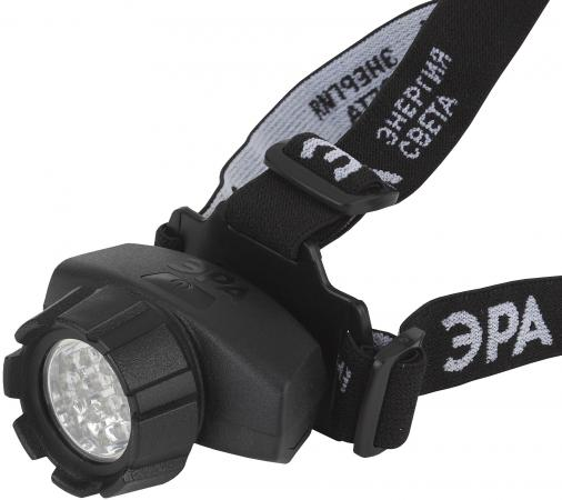 Фонарь налобный Эра GB-603 чёрный цена