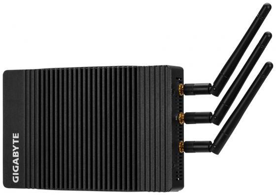 Gigabyte BRIX GB-EAPD-4200 неттоп gigabyte gb bni7hg4 950