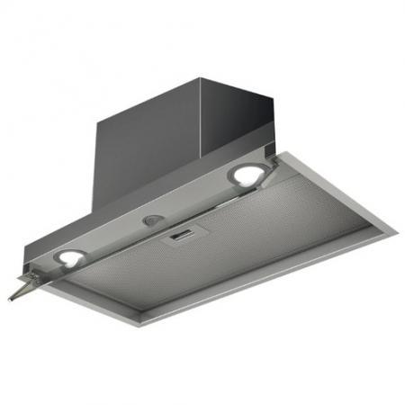 Вытяжка встраиваемая Elica BOX IN IX/A/90 серебристый кухонная встраиваемая вытяжка weissgauff tel 06 ix r