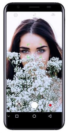 Смартфон Doogee X55 черный 5.5 16 Гб Wi-Fi GPS 3G смартфон doogee x30 16 гб золотистый