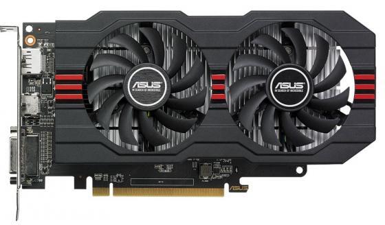 Видеокарта ASUS Radeon RX 560 AMD Radeon RX 560 PCI-E 4096Mb GDDR5 128 Bit Retail RX560-O4G цена 2017