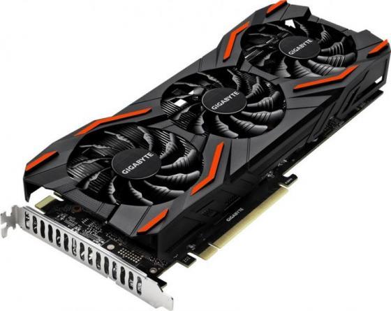 Фото - Видеокарта GigaByte nVidia GeForce P104-100 nVidia GeForce P104-100 PCI-E 4096Mb GDDR5X 256 Bit Bulk GV-NP104D5X-4G nvidia geforce gt610 1024mb ddr pci express x16 graphic card black
