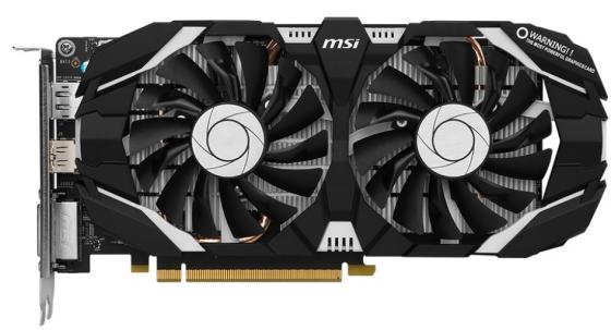 Видеокарта MSI GeForce GTX 1060 6GT V1 OC PCI-E 6144Mb 192 Bit Retail клапан газовый fire maple valve v1 fms0 v1