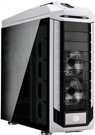 Фото - Cooler Master Case Storm Stryker SE, White/Black w/o PS down Full ATX ps 038 car decorative plastic antenna w stand black silver
