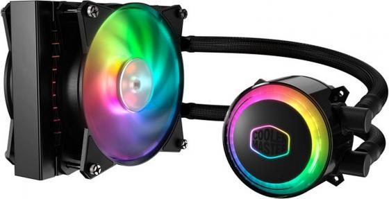 все цены на Cooler Master MasterLiquid ML120R RGB онлайн