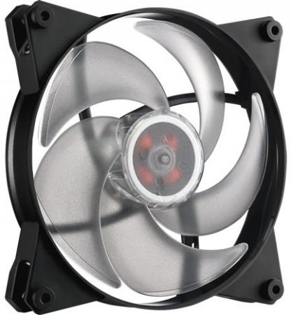 Cooler Master MasterFan Pro 140 Air Pressure, 140mm, 4-Pin (PWM), RGB, 3 pcs + MFP RGB LED Controller геймпад nintendo switch pro controller
