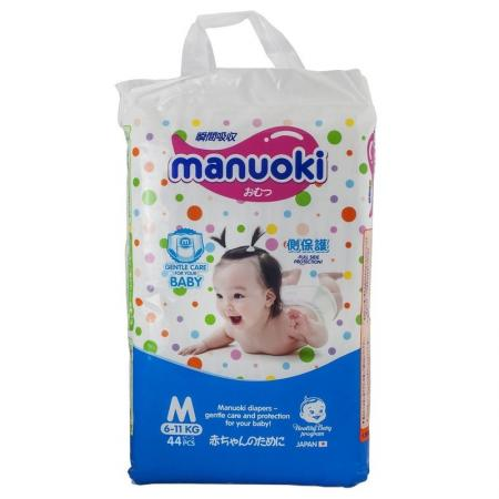 Подгузники-трусики Maneki M (6-11 кг) 44 шт подгузники maneki chibi neko m 6 11кг 62шт bd 1910