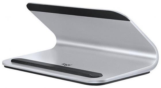 Logitech BASE Charging Stand with Smart Connector technology For iPad Pro 12 inch and 9.7 - SILVER