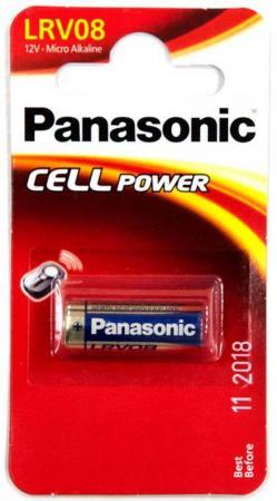 Батарейка Panasonic/ дисковая щелочная Micro Alkaline блистер 1 шт. ag8 lr55 1 55v alkaline cell button batteries 10 piece pack