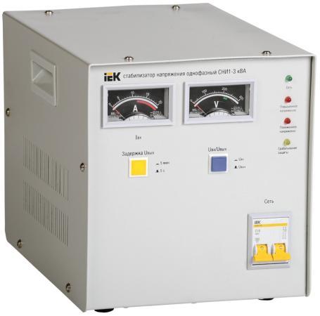 Iek IVS10-1-03000 Стабилизатор напряжения СНИ1-3 кВА однофазный ИЭК