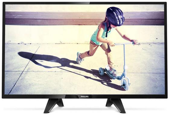 Philips 32 32PFT4132/60 черный {FULL HD/200Hz/DVB-T/DVB-T2/DVB-C/USB (RUS)} philips cvr700 full hd 1080p car dash camera with gps logger