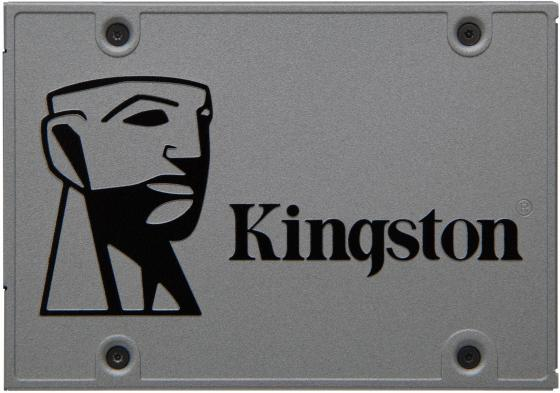 Твердотельный накопитель SSD 240 Gb Kingston UV500 Read 520Mb/s Write 500Mb/s TLC SUV500/240G