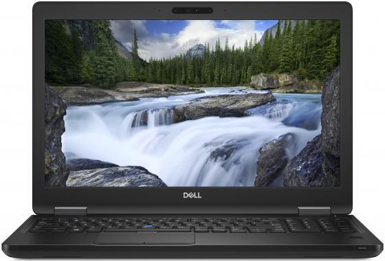 Ноутбук DELL Latitude 5591 15.6 1920x1080 Intel Core i5-8300H 256 Gb 8Gb Bluetooth 5.0 Intel UHD Graphics 630 черный Linux 5591-7434 free shipping 10pcs fa5591 5591 sop
