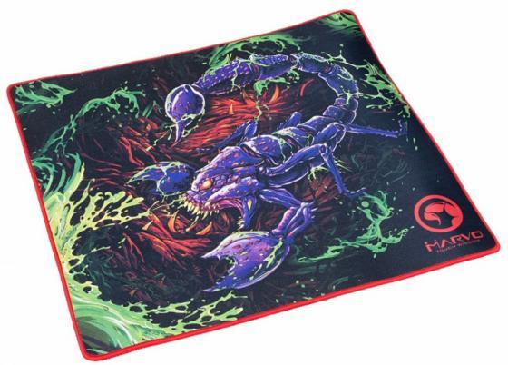 MARVO G21 {Игровой коврик 450 х 400 х 3 мм.} игровой комплект marvo km 900w