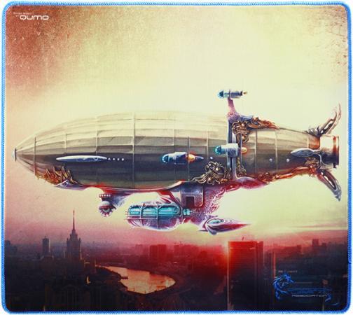 Коврик Qumo Moscow Zeppelin [20967] коврик qumo grand fleet